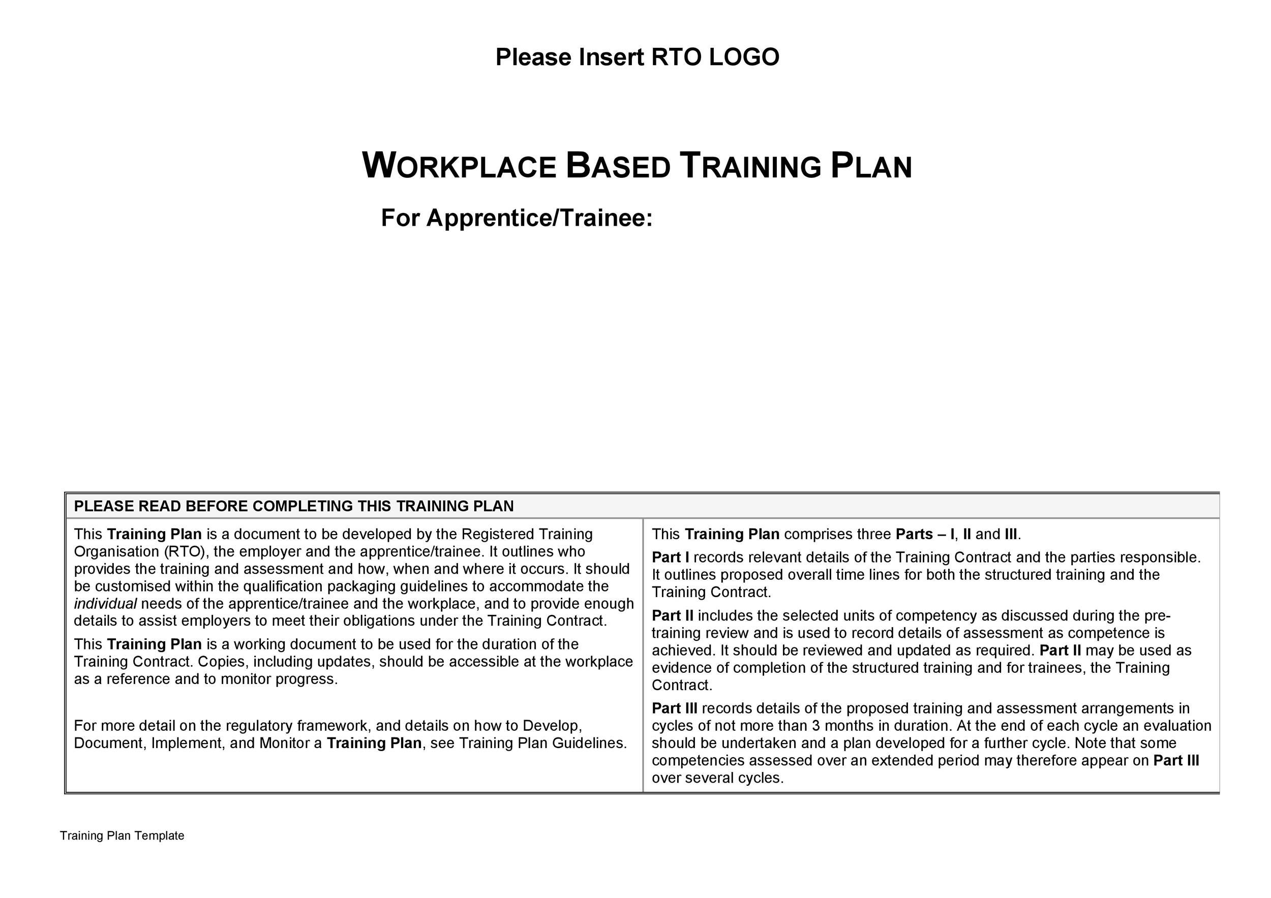 Training Manual - 40+ Free Templates  Examples in MS Word - how to manual template