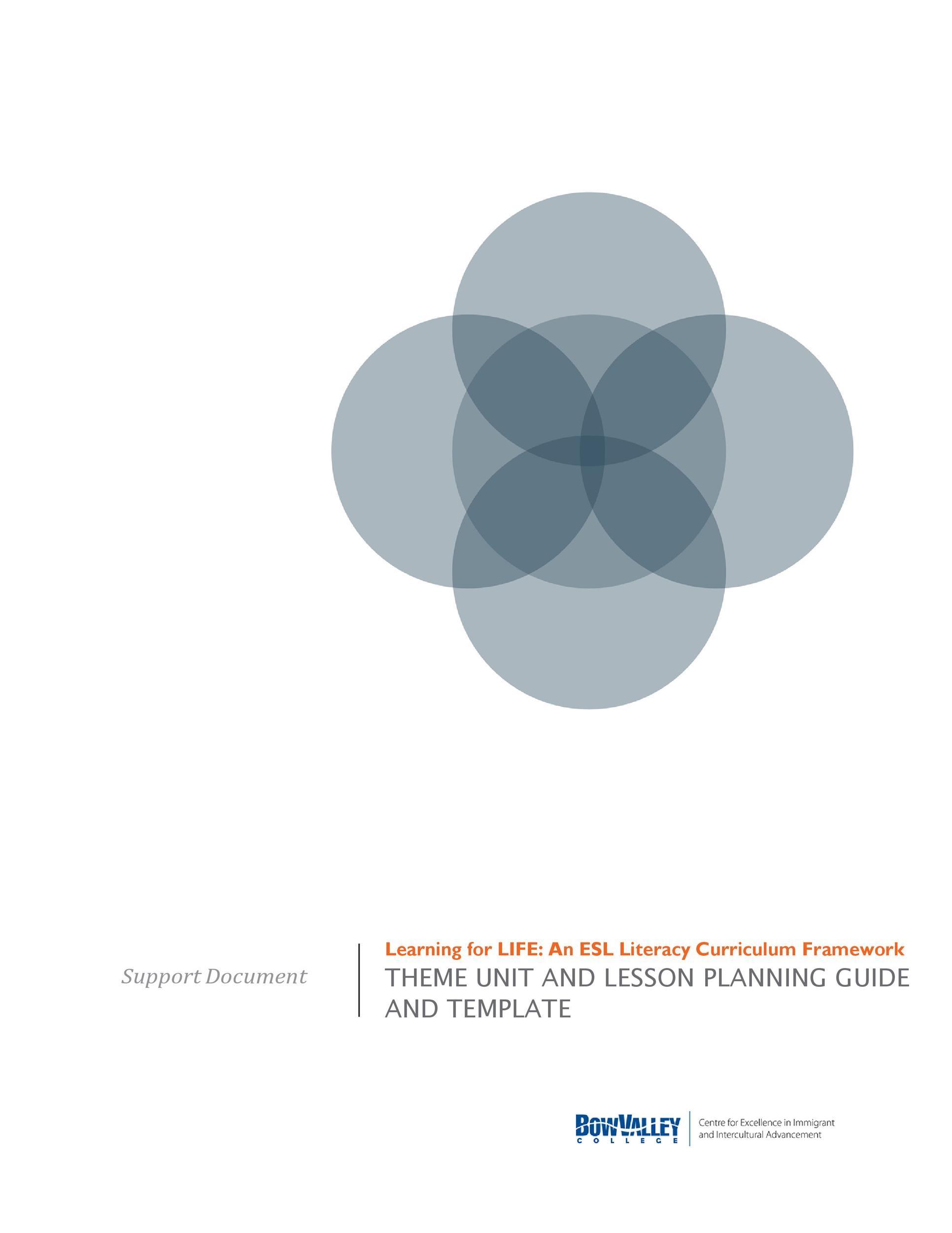 39 Best Unit Plan Templates Word, PDF ᐅ Template Lab