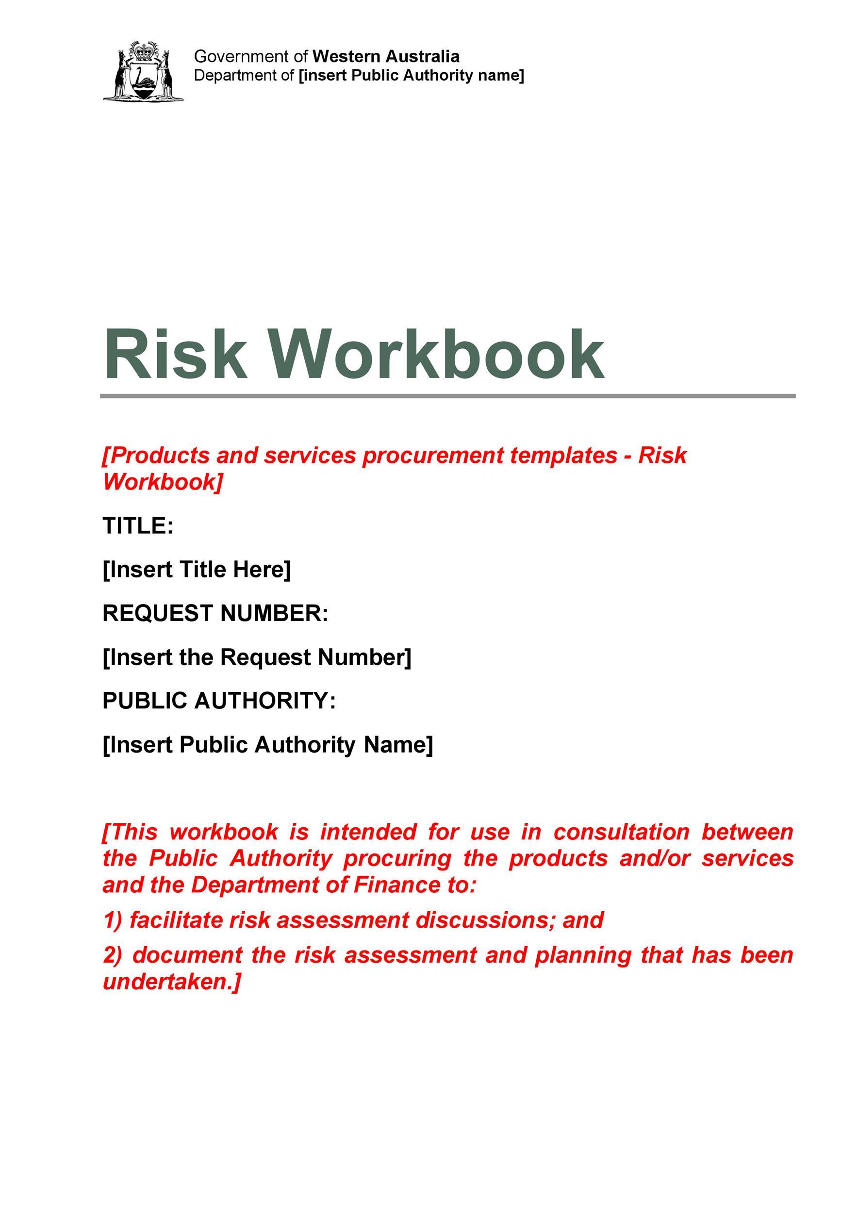 39 Free Risk Analysis Templates (+ Risk Assessment Matrix) ᐅ