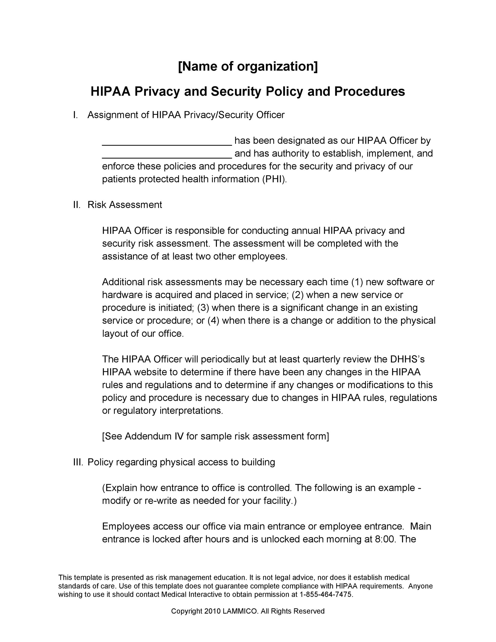 Security Policy Sample Nfcnbarroomcom - Cyber security policy template