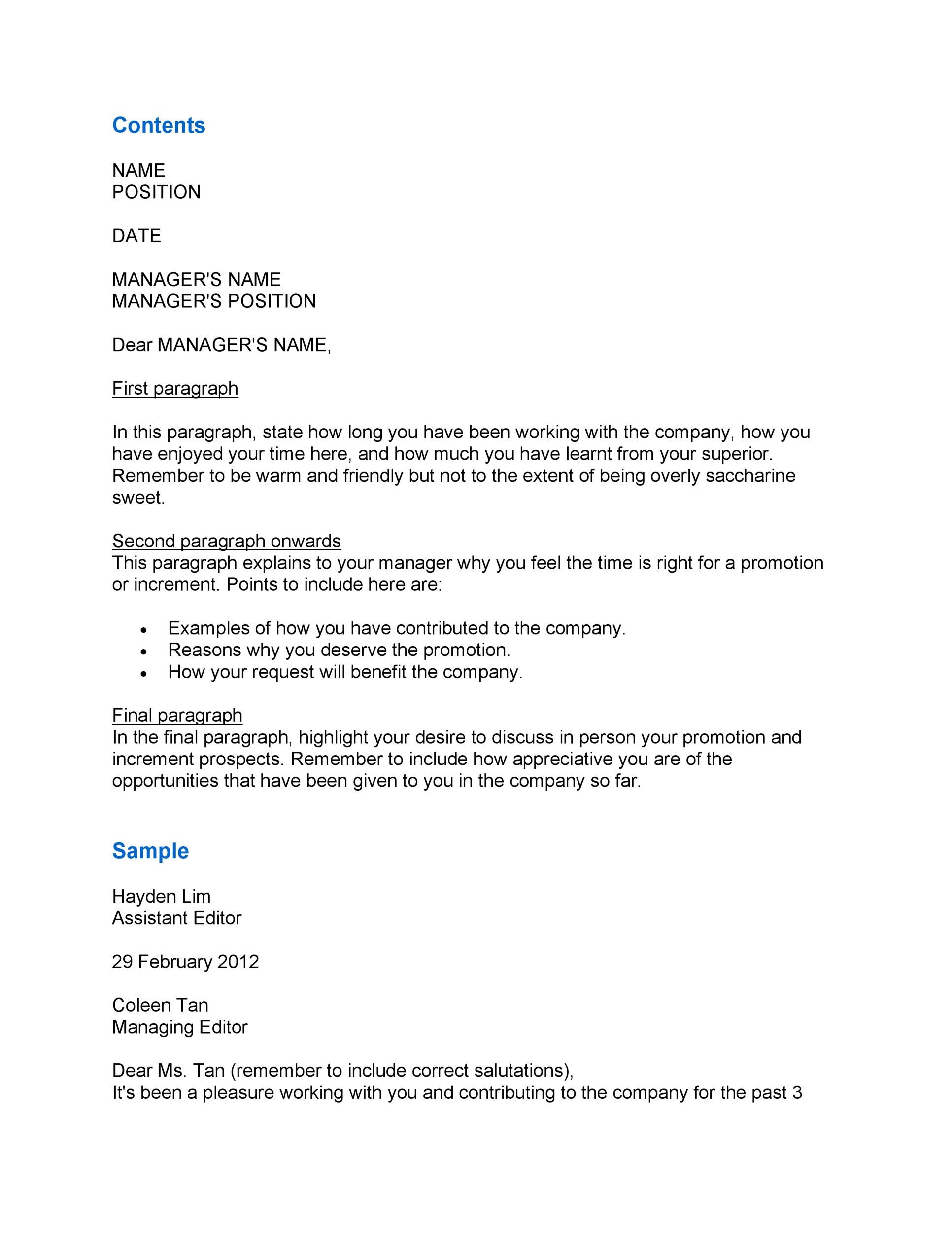 50 Best Salary Increase Letters (How To Ask For A Raise?) ᐅ
