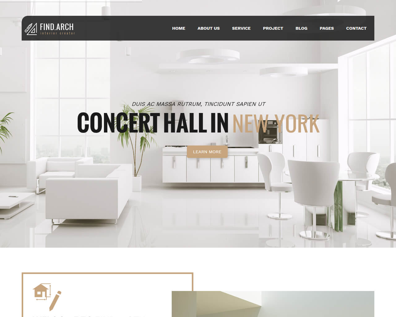 Design Interieur Blog 20 Eye Catching Interior Design Website Templates 2019 Templatemag