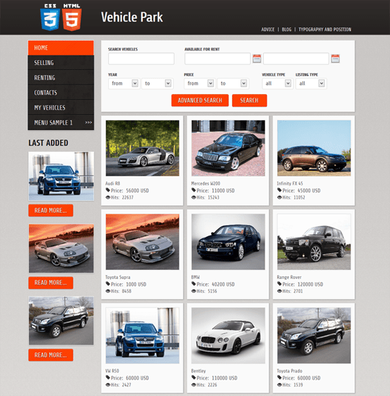 Car Joomla Templates 8 of the Best Joomla Templates for Car Dealerships & Vehicle Listing Sites – down