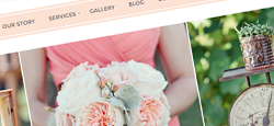 more wedding wordpress themes feature