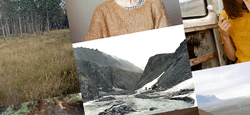 more portfolio tumblr themes feature