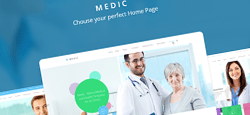 more best medical themes for wordpress feature