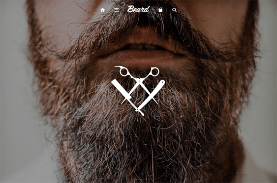 beard health beauty shopify theme