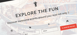 more events wordpress themes feature