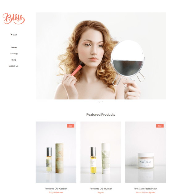 pop health beauty shopify theme