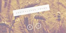 best farming agriculture wordpress themes feature