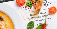 more best joomla restaurant templates feature