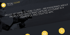 more best dark wordpress themes feature