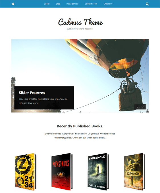 cadmus easy digital downloads wordpress themes