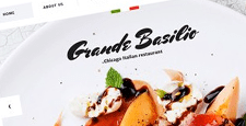 more best restaurant joomla themes feature