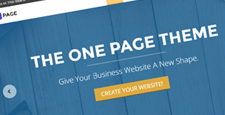 more best free premium one page wordpress themes feature
