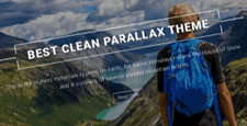 best free premium parallax wordpress themes feature