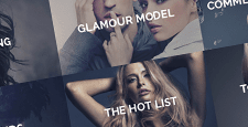best wordpress themes models modelling agencies feature
