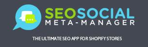 social seo shopify apps plugin