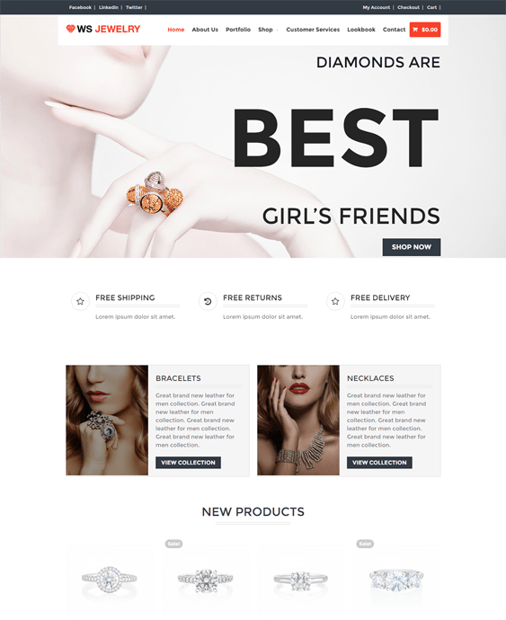 ws jewelry wordpress themes