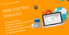 best web hosting wordpress themes feature