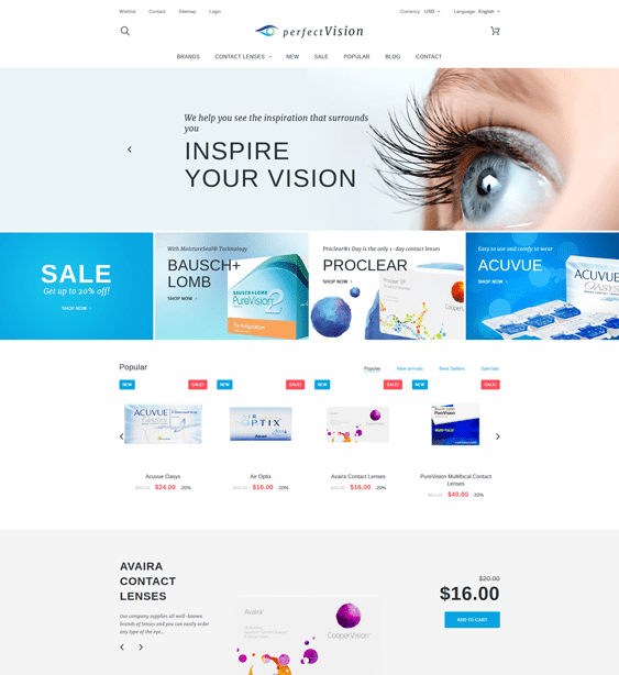 perfect medical prestashop themes