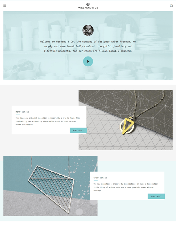 venue jewelry store shopify themes