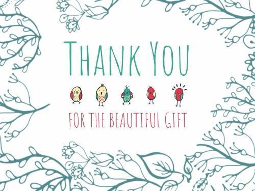 Create Your Custom Thank You Card Design - Design Wizard