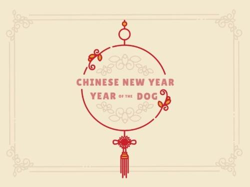 Chinese New Year Card - Create your own personalized greeting card