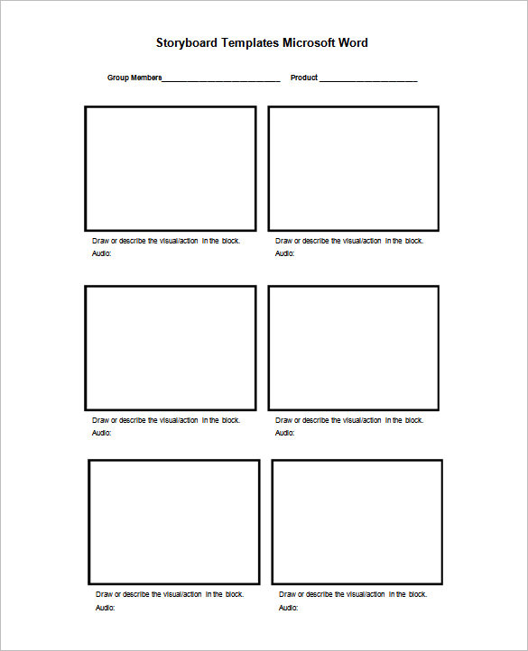 Great Interactive Storyboard Template Images Gallery \u003e\u003e Interactive