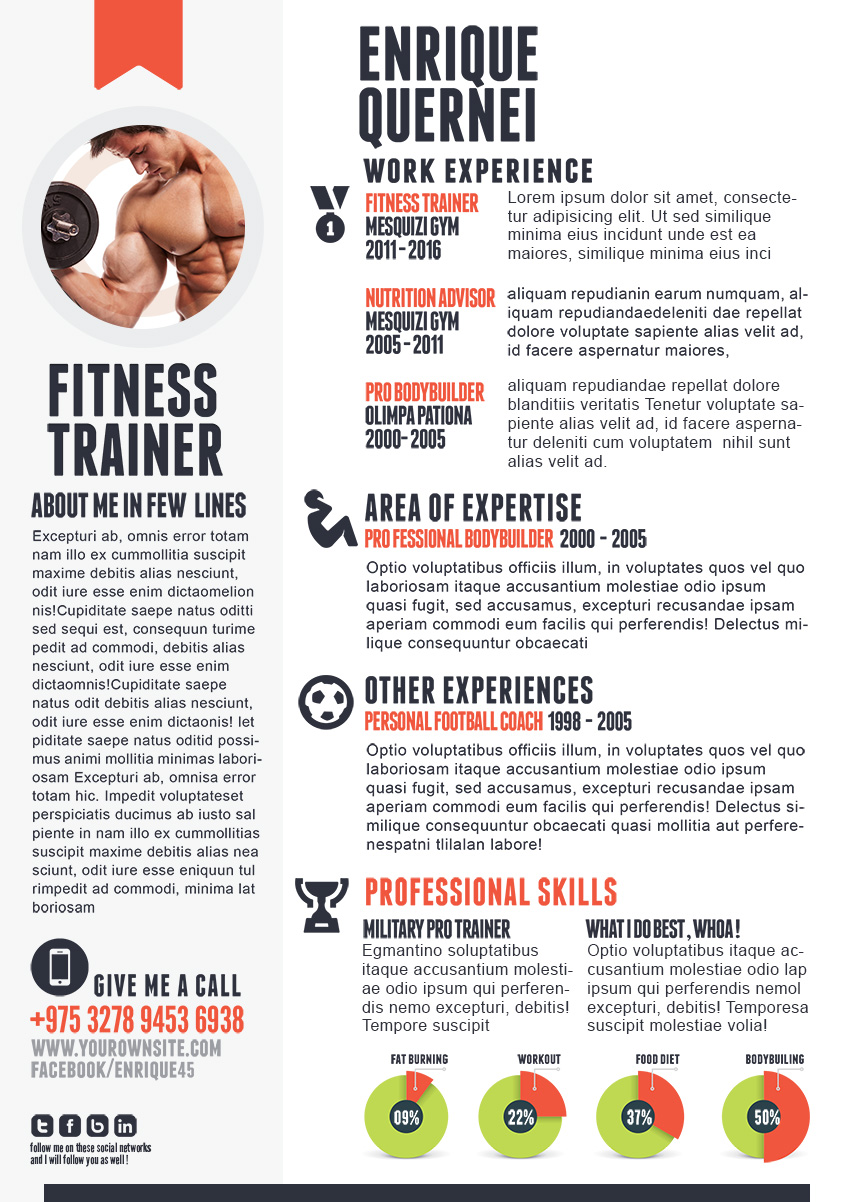 resume for gym job sample customer service resume resume for gym job the 1 sample resumes website john doe emailjohndoemyprofessionalwebsite