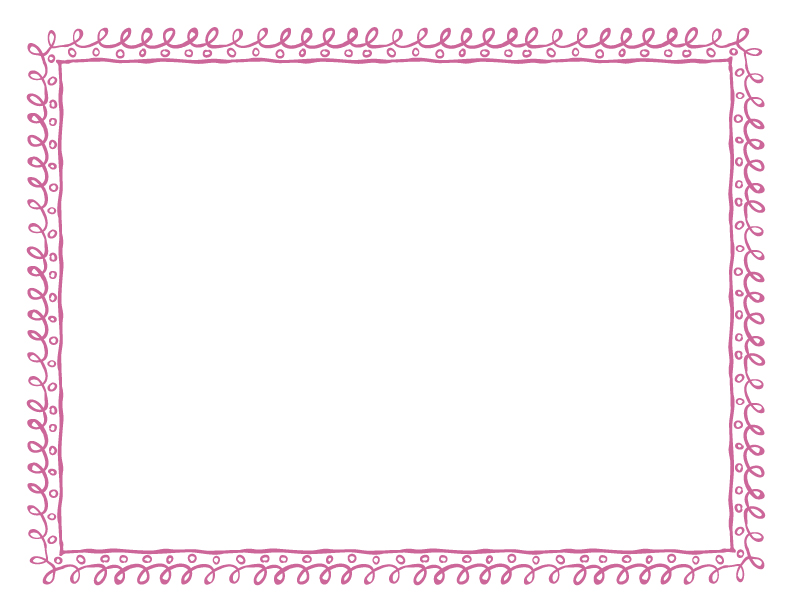 Frames and Borders 3 - Border Template For Word