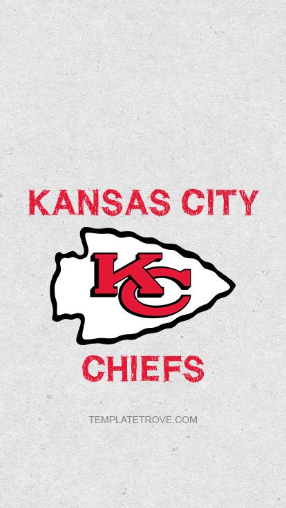 Raiders Logo Wallpaper Iphone 2018 2019 Kansas City Chiefs Lock Screen Schedule For