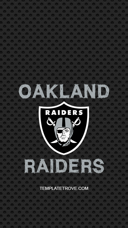Los Angeles Wallpaper Iphone 6 Plus 2018 2019 Oakland Raiders Lock Screen Schedule For Iphone