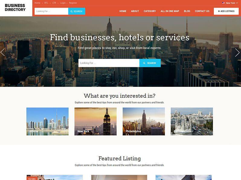 1 Best Business Directory Software Script - Build your own platform
