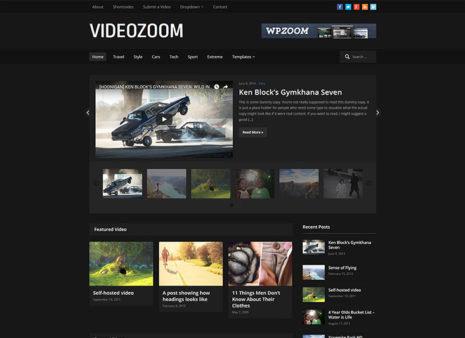 20+ Best Video WordPress Themes 2018 - SlashWP