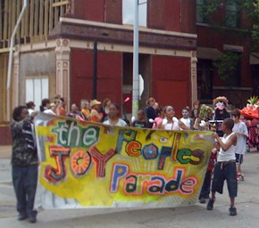 People's Joy Parade: A Conversation with Sarah Paulsen