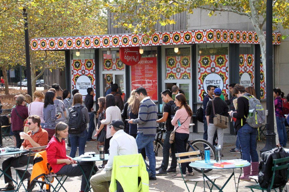 Conflict Kitchen