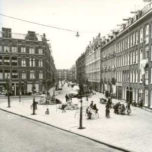 Van Boetzelaerstraat, 1961