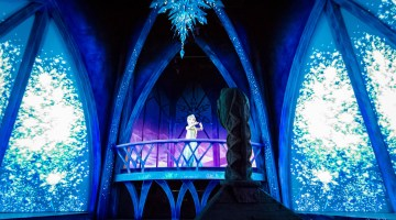 Frozen Ever After – Day 1, Total Bucket List Day!