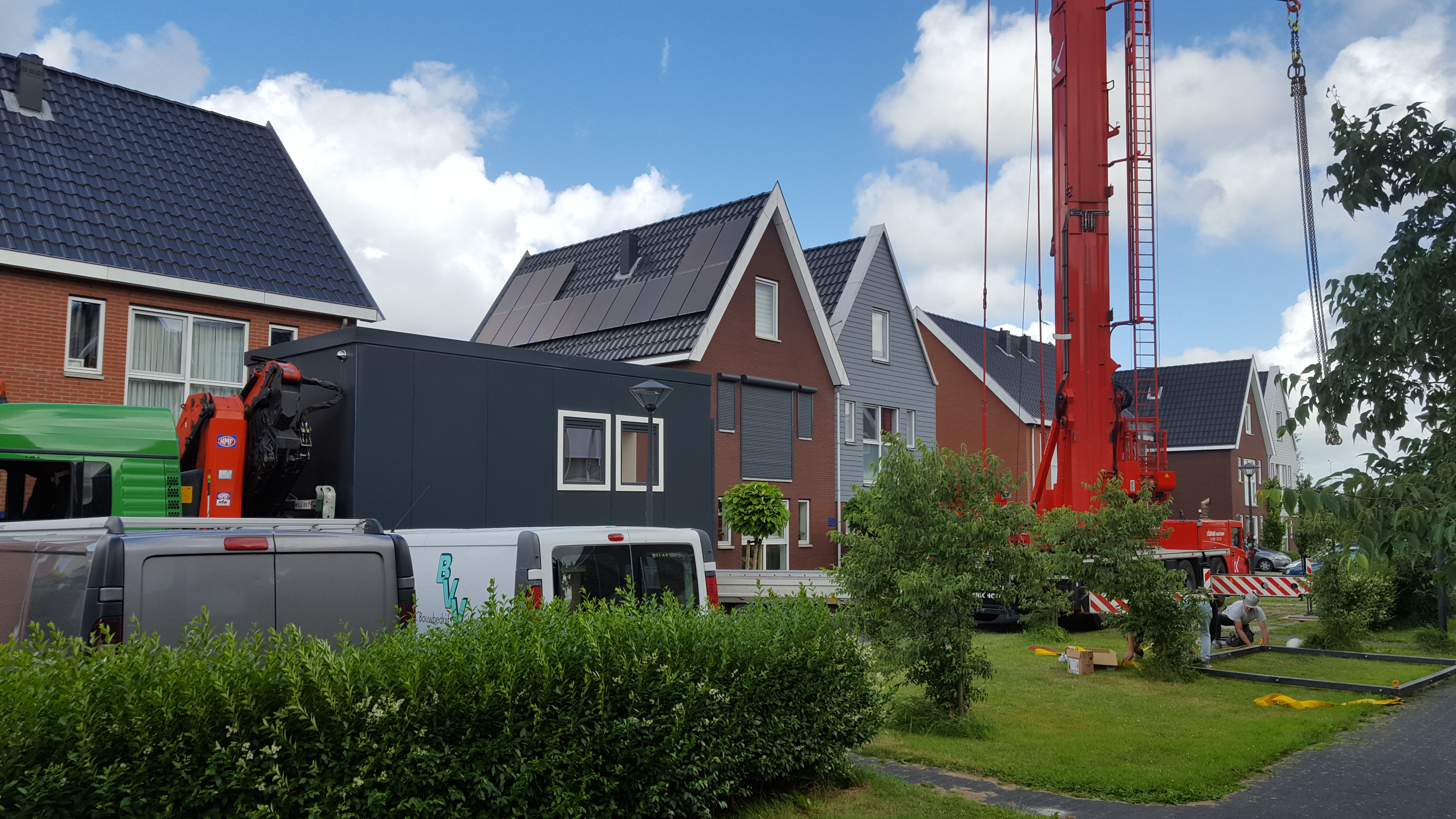 Modulaire Woning Temphouse Zorgeenheid Tempsolutions Modulaire Woningen