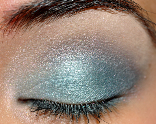 Makeup Blog Eyeshadow Palette Holiday Makeup Icy Blue Smoky Eyes