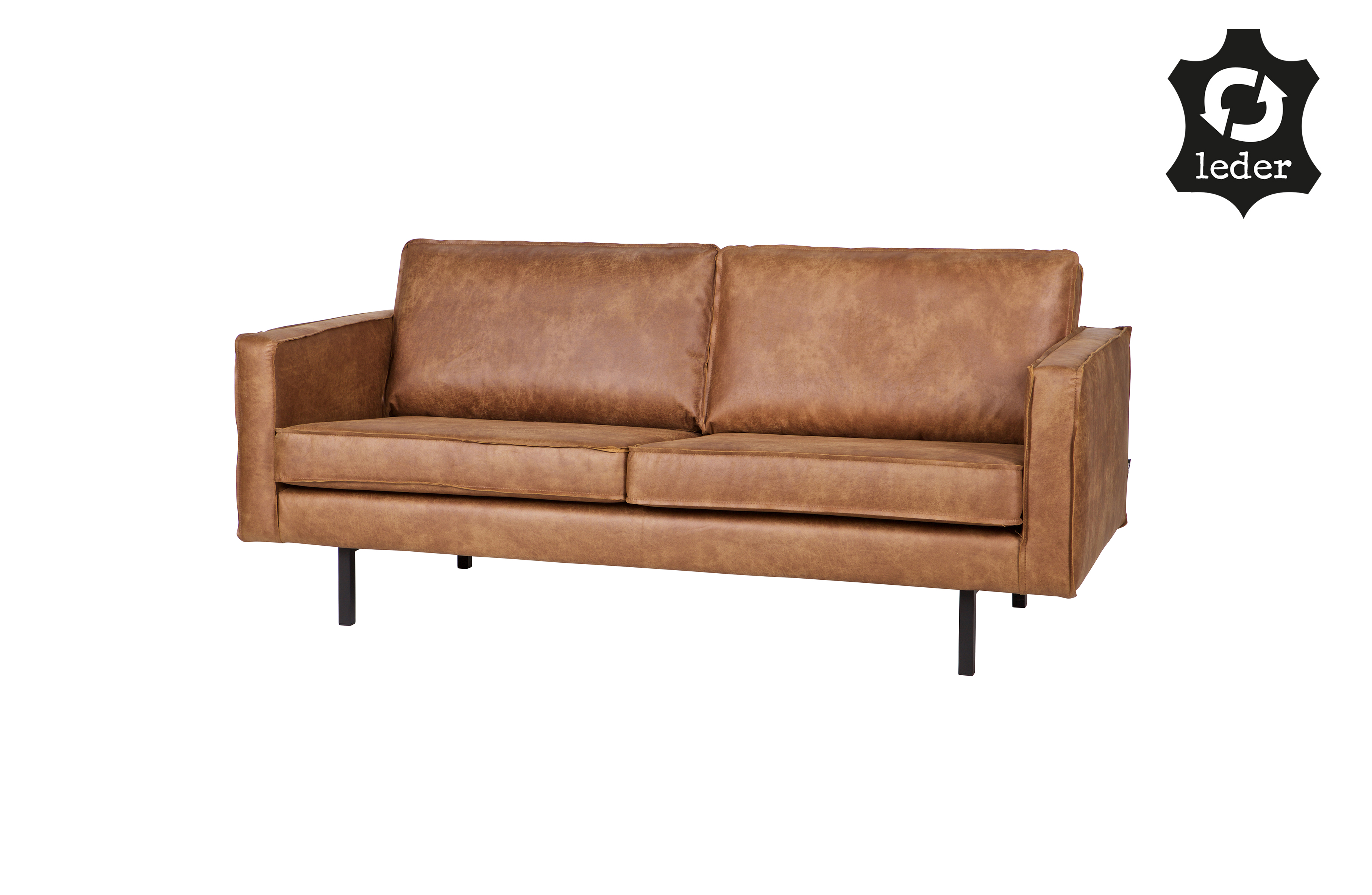 Slapen Op De Bank Be Pure Home Rodeo Bank 2 5 Zits Velvet Cognac
