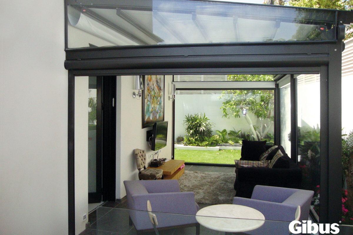 Tende Veranda Per Chiusure Invernali : Tende per esterni invernali chiusure per esterni in pvc per