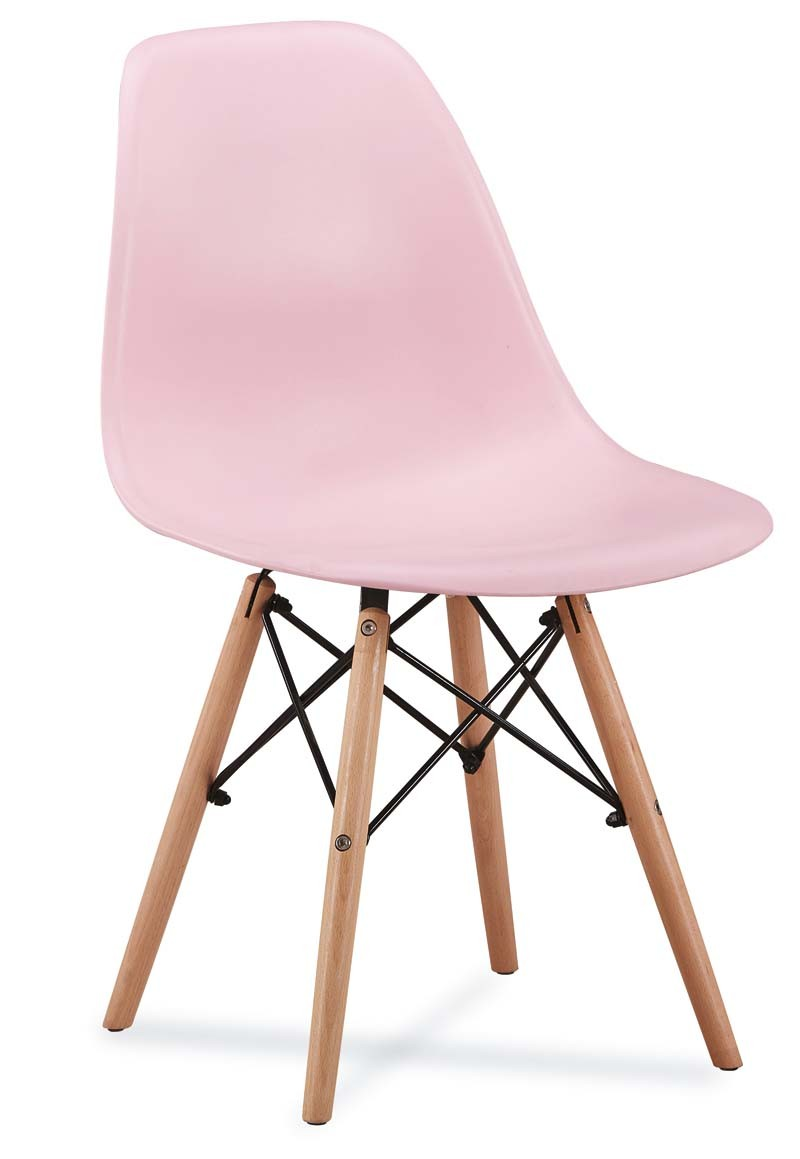 Chaise Scandinave Rembourrée Chaise Scandinave Amy