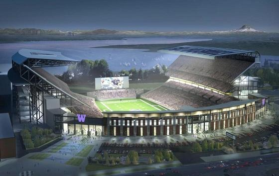 Oregon Football Wallpaper Hd Husky Stadium The Blog That Microsoft Speech Recognition