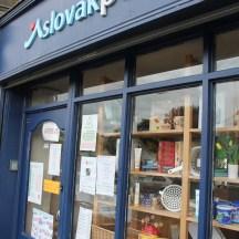 Cork, negozio di prodotti slovacchi, ce ne sono molti sia a Cork che in giro per l'Irlanda