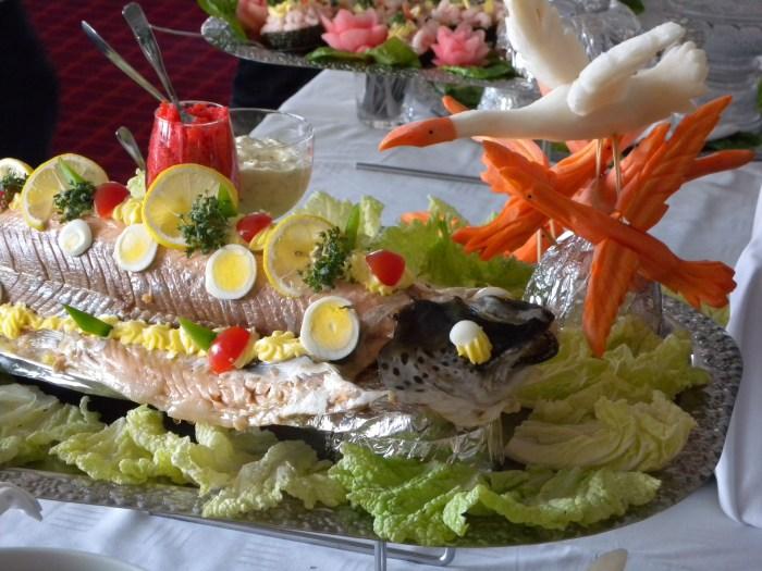 Greenlandic Buffet