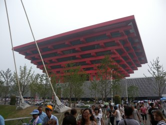 EXPO 2010, Padiglione Cinese