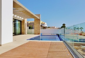 Discounted Brand New Modern Villas from 620,000€ – Limited Offer!!!
