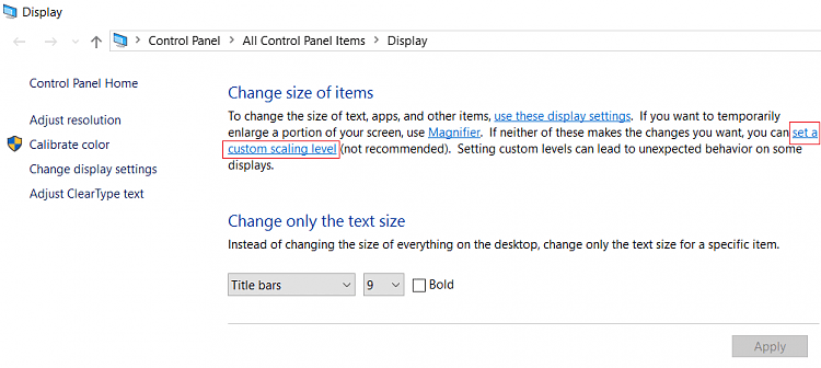 Led Philips Blurry Text Solved - Page 7 - Windows 10 Forums